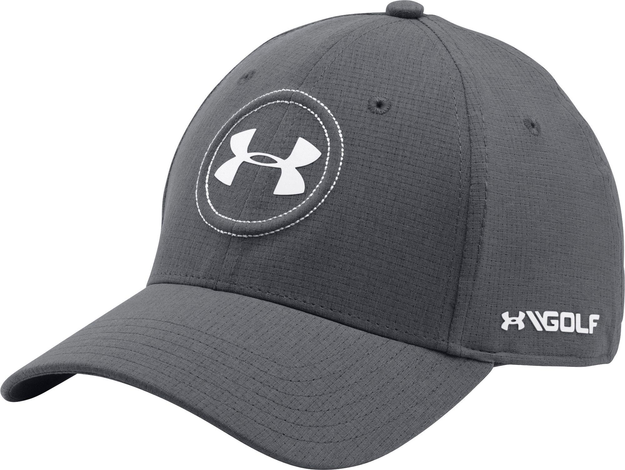 ae4e9b25011f5b Lyst - Under Armour Jordan Spieth Official Tour Golf Hat in Gray for Men
