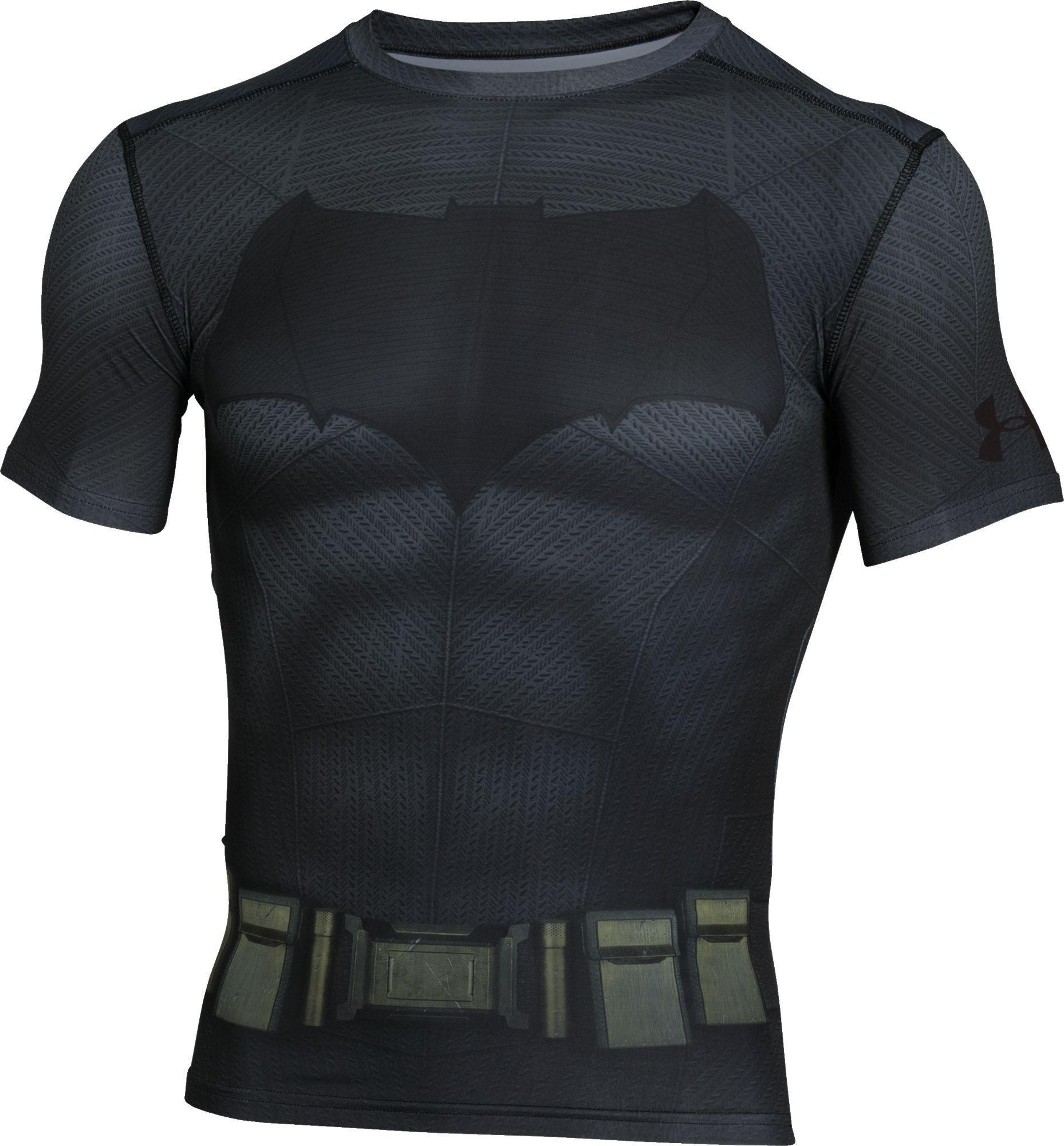 bfc67df6 Under Armour Alter Ego Batman Compression T-shirt in Black for Men ...