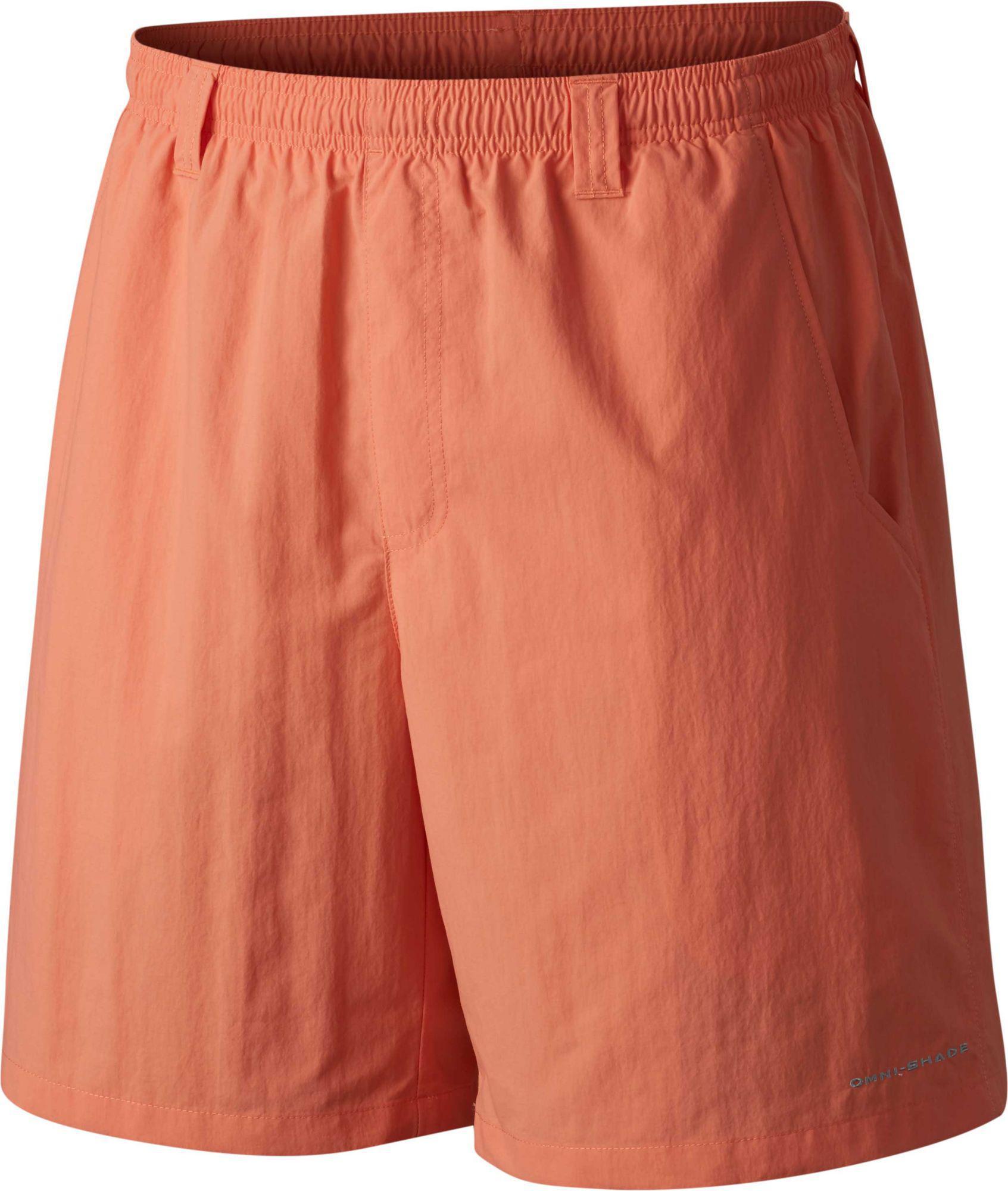 4fe106aa17 Columbia Pfg Backcast Iii Water Trunks in Orange for Men - Lyst