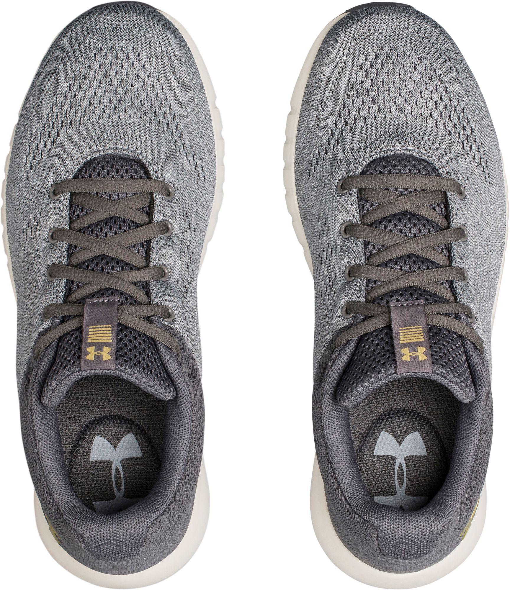 596a02090a2 Lyst - Under Armour Micro G Pursuit Running Shoes in Gray