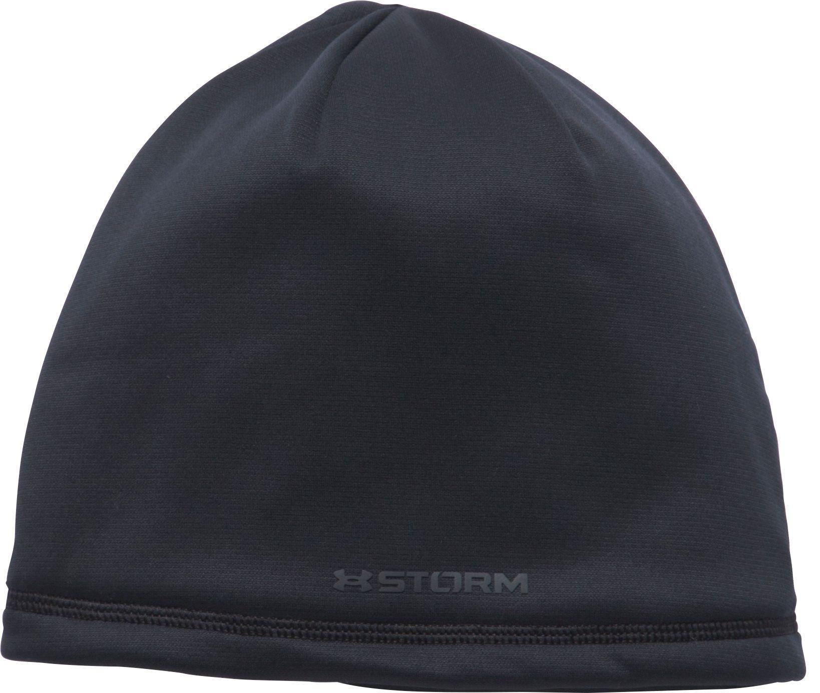 10414834112 Lyst - Under Armour Coldgear Reactor Elements Beanie in Black for Men