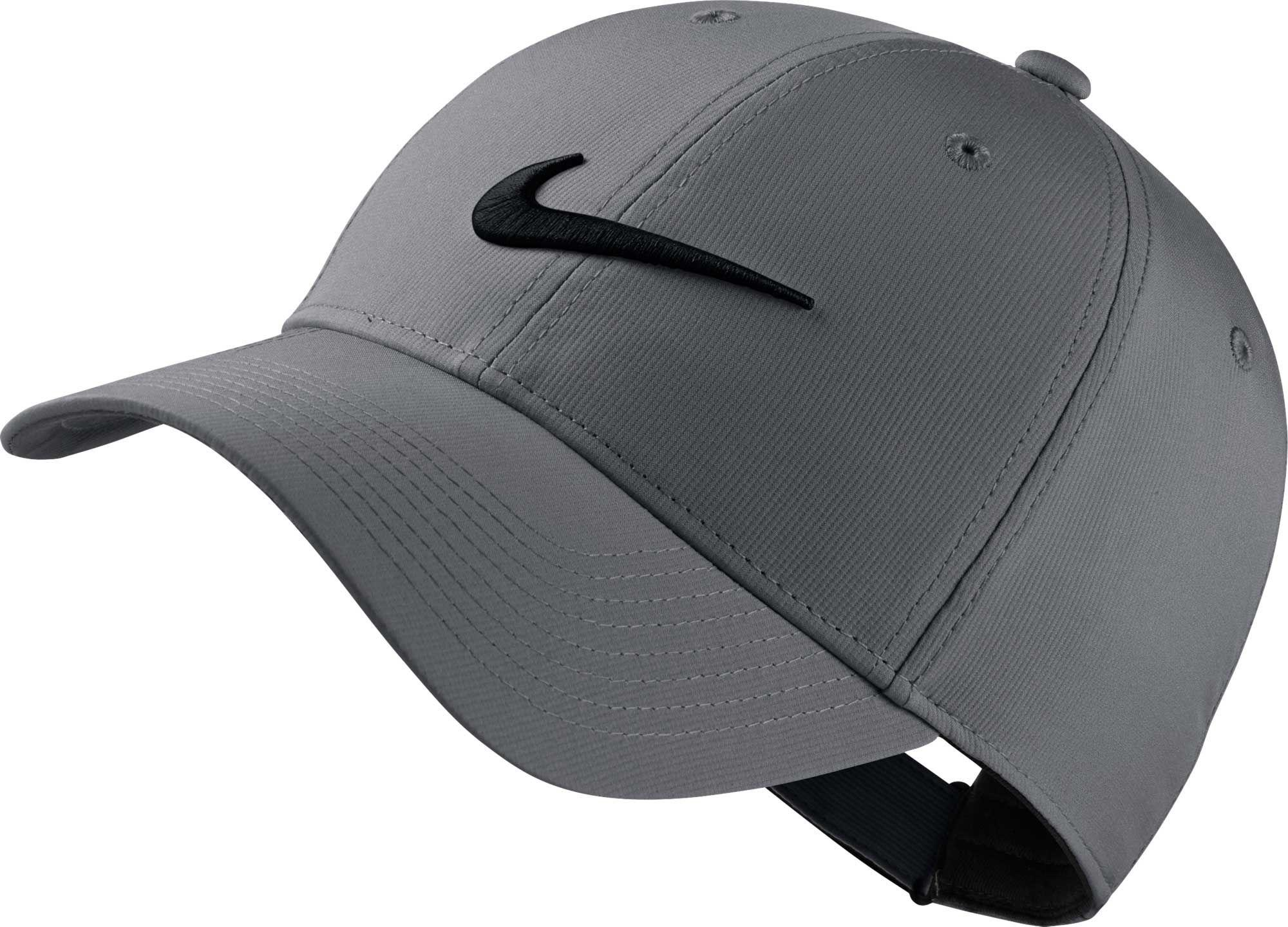new concept 8591a f3e53 canada nike gray 2018 legacy91 tech golf hat for men lyst ef26a d7c7c