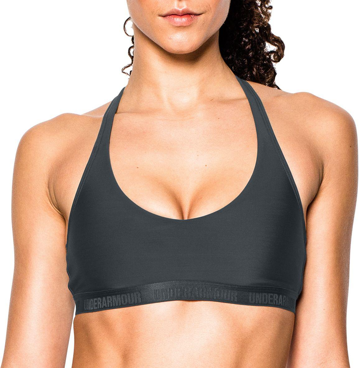 7a13d08620 Under Armour - Multicolor Armour Low Impact Sports Bra - Lyst
