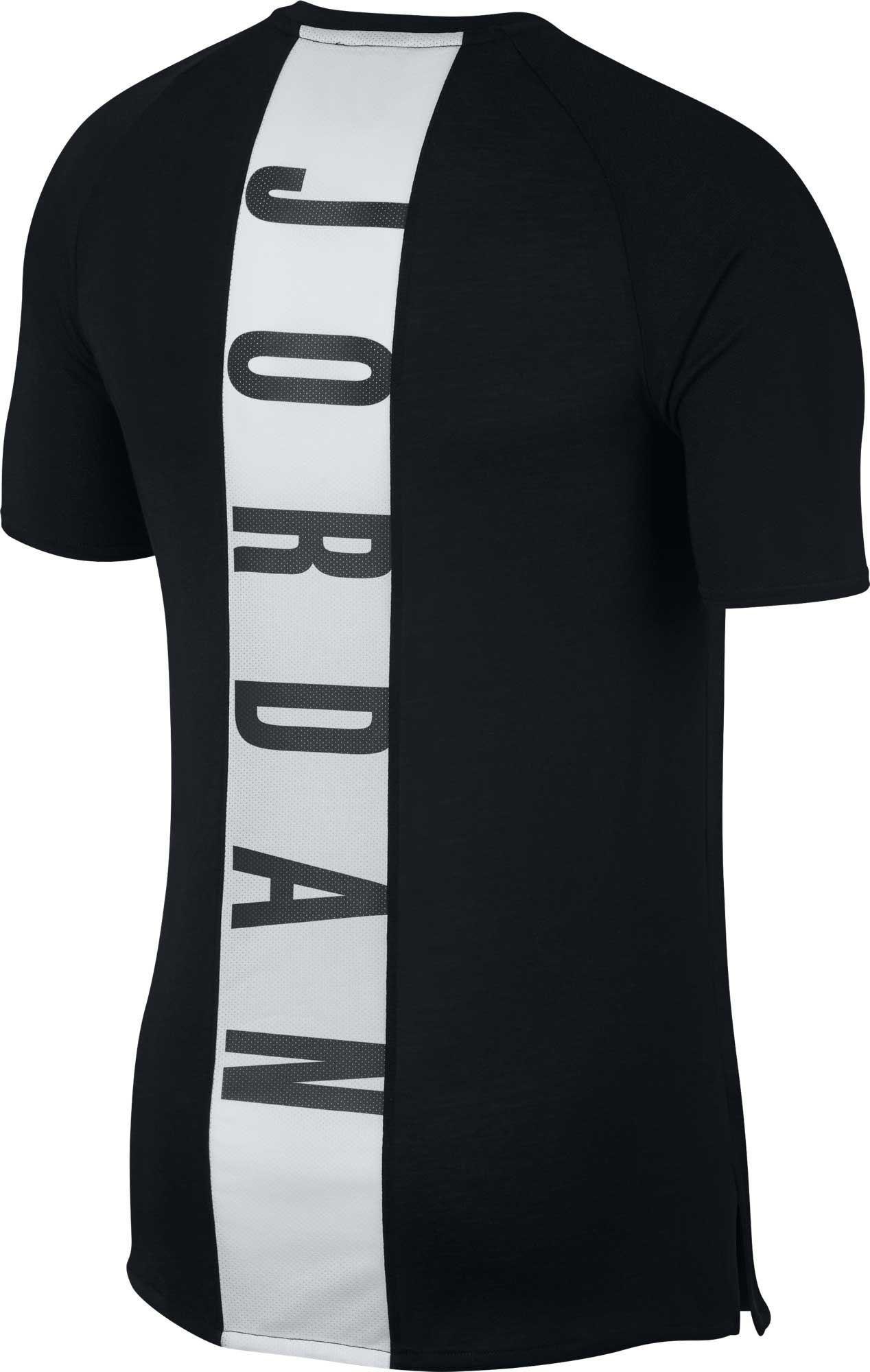 d0ec7ca7 Nike - Black Dry 23 Alpha Training T-shirt for Men - Lyst. View fullscreen