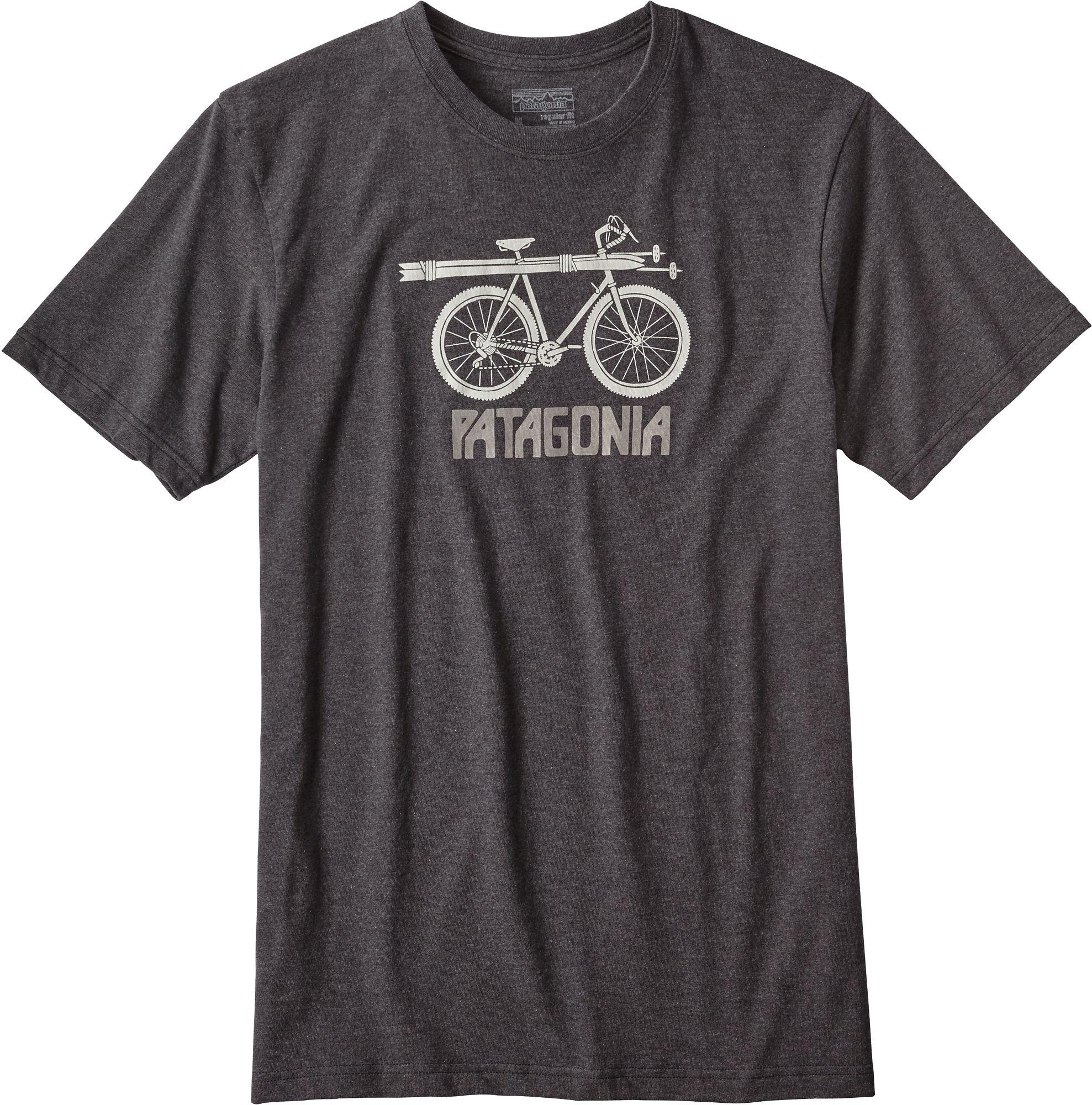 Snow Men Lyst Cycle For Patagonia In Gray T Shirt 5q4nzfHqR 7299127f71a6