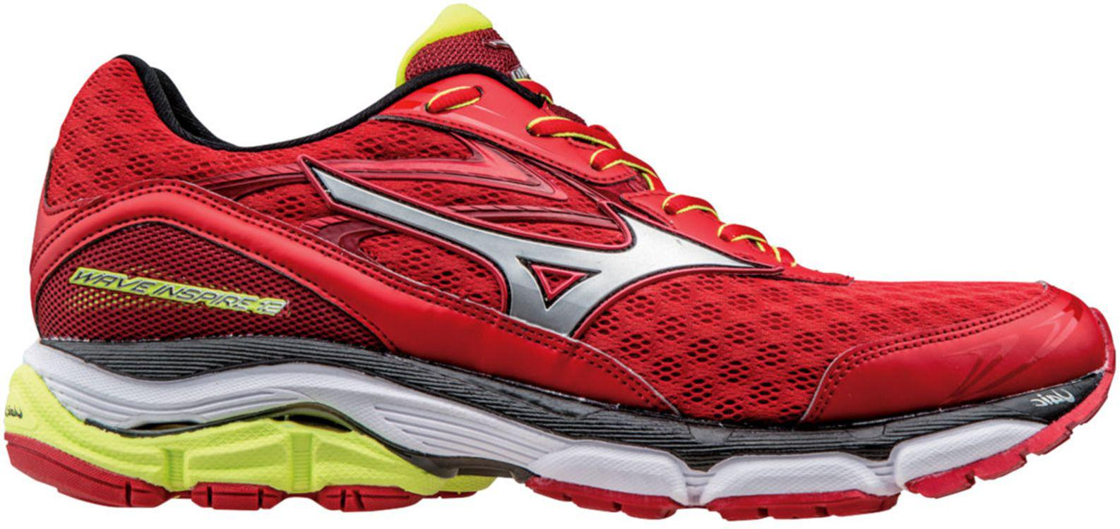 835e843cfd5d Mizuno Wave Inspire 12 Running Shoes in Red for Men - Lyst
