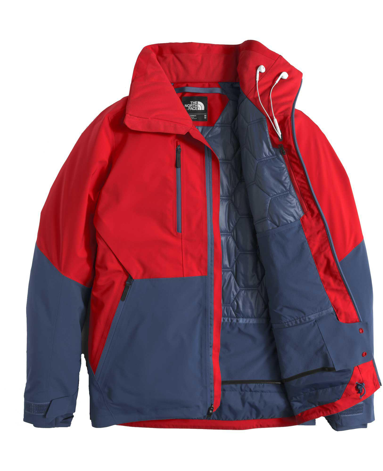 0060a0edb89b Lyst - The North Face Anonym Insulated Jacket in Red for Men