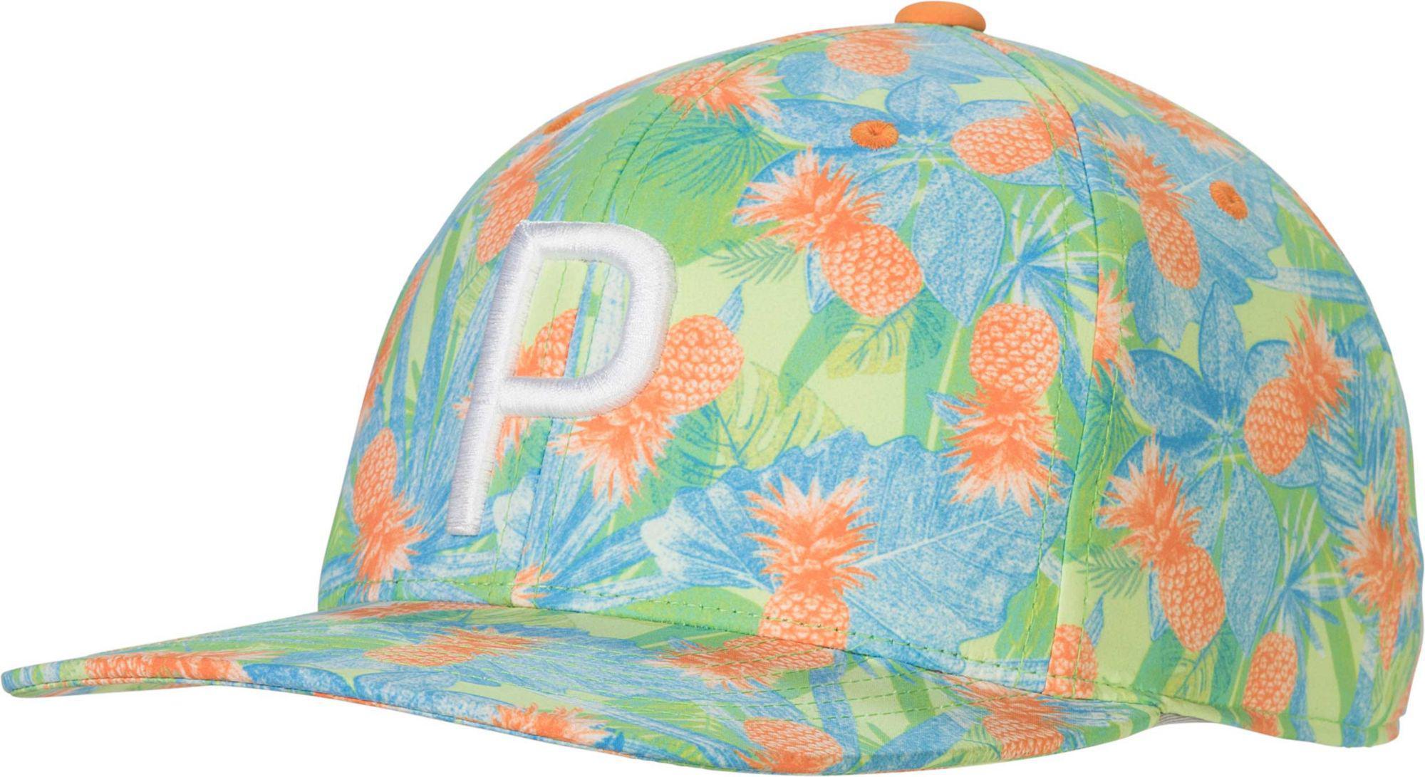 9ec8c62d8b0 Lyst - PUMA P 110 Sb2k18 Golf Hat in Green for Men