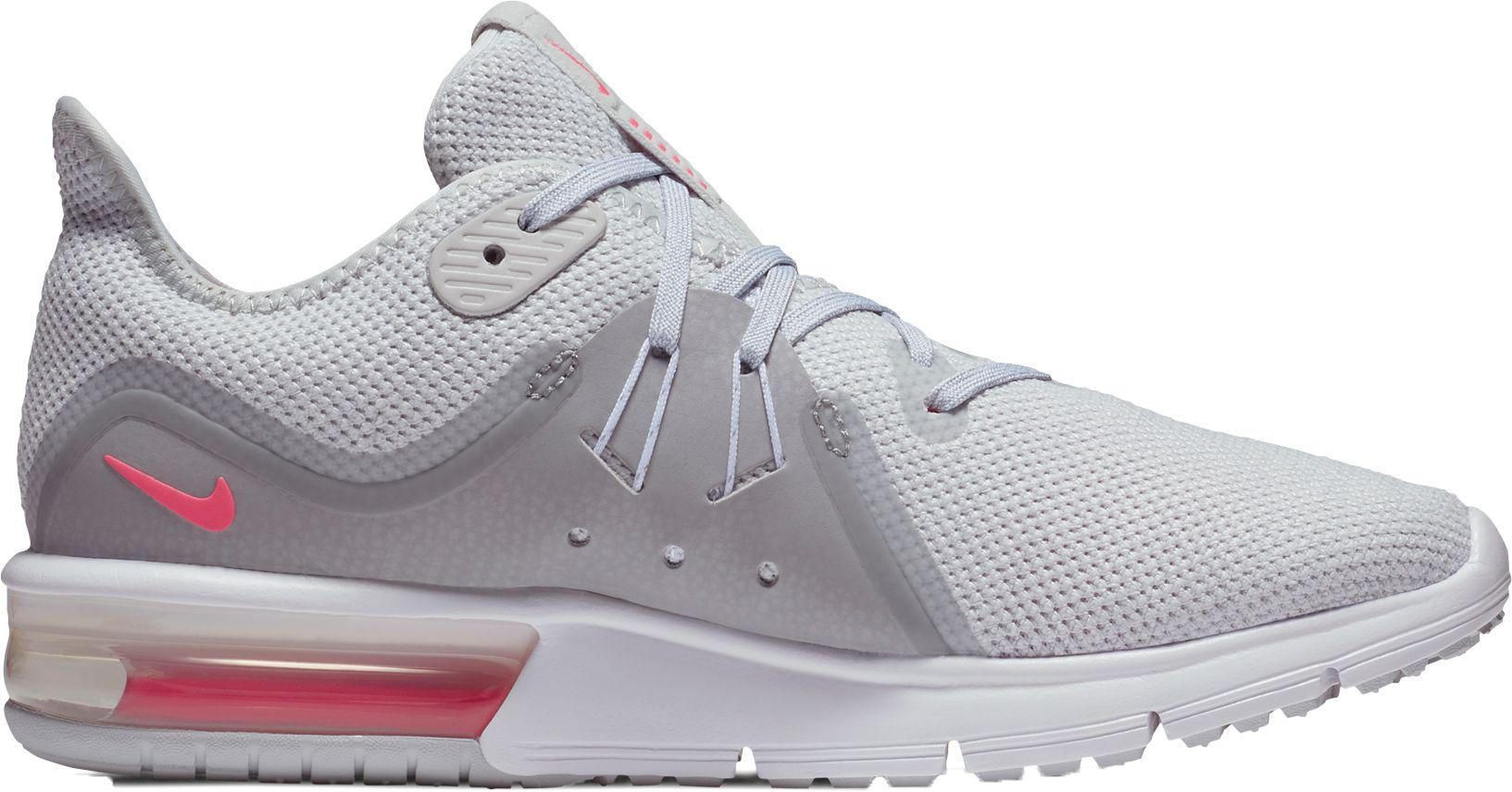 54e85f3f8c Lyst - Nike Air Max Sequent 3 Running Shoes in Gray