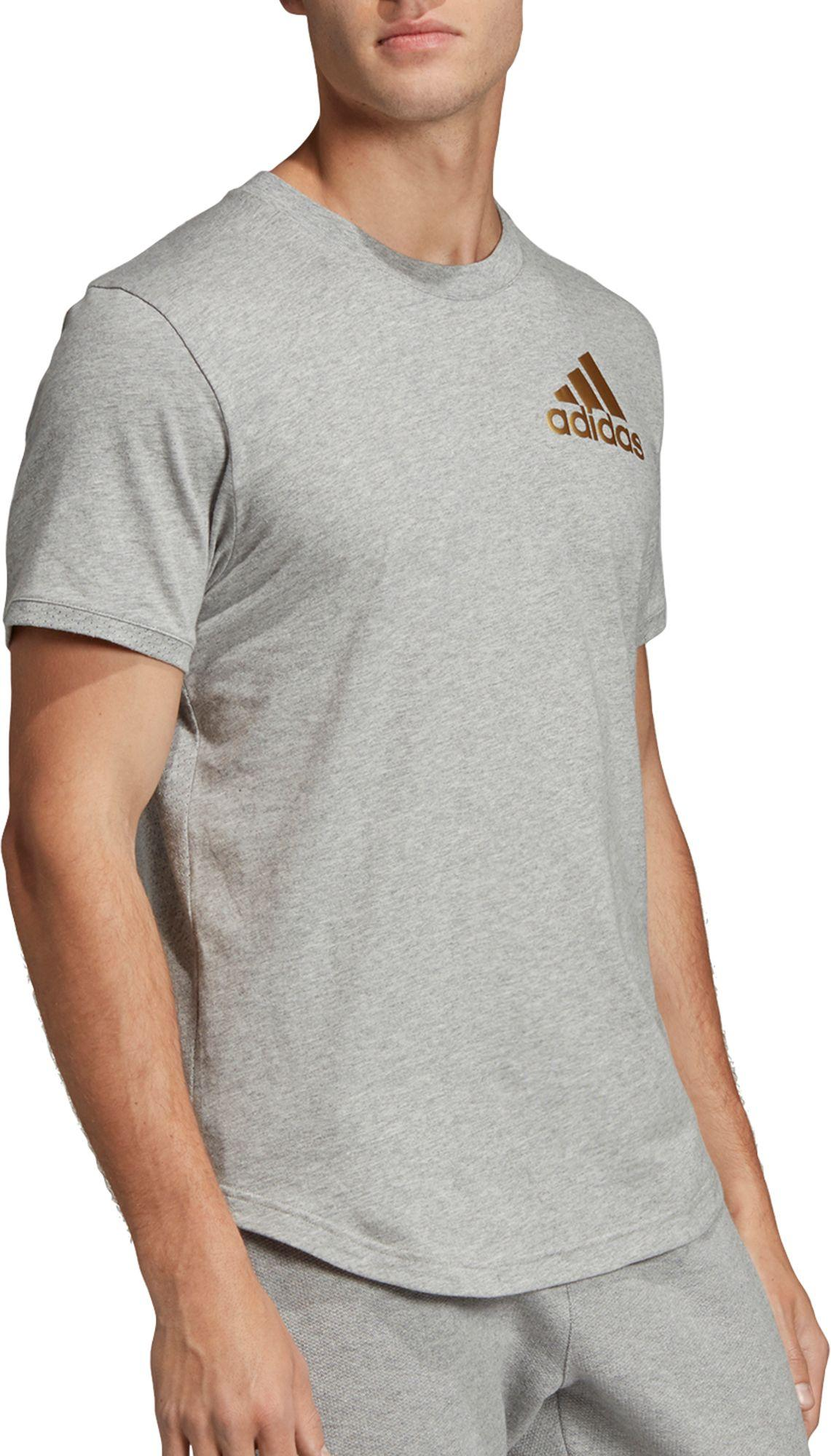 5fd0f474 adidas Sport Id Graphic T-shirt in Gray for Men - Lyst