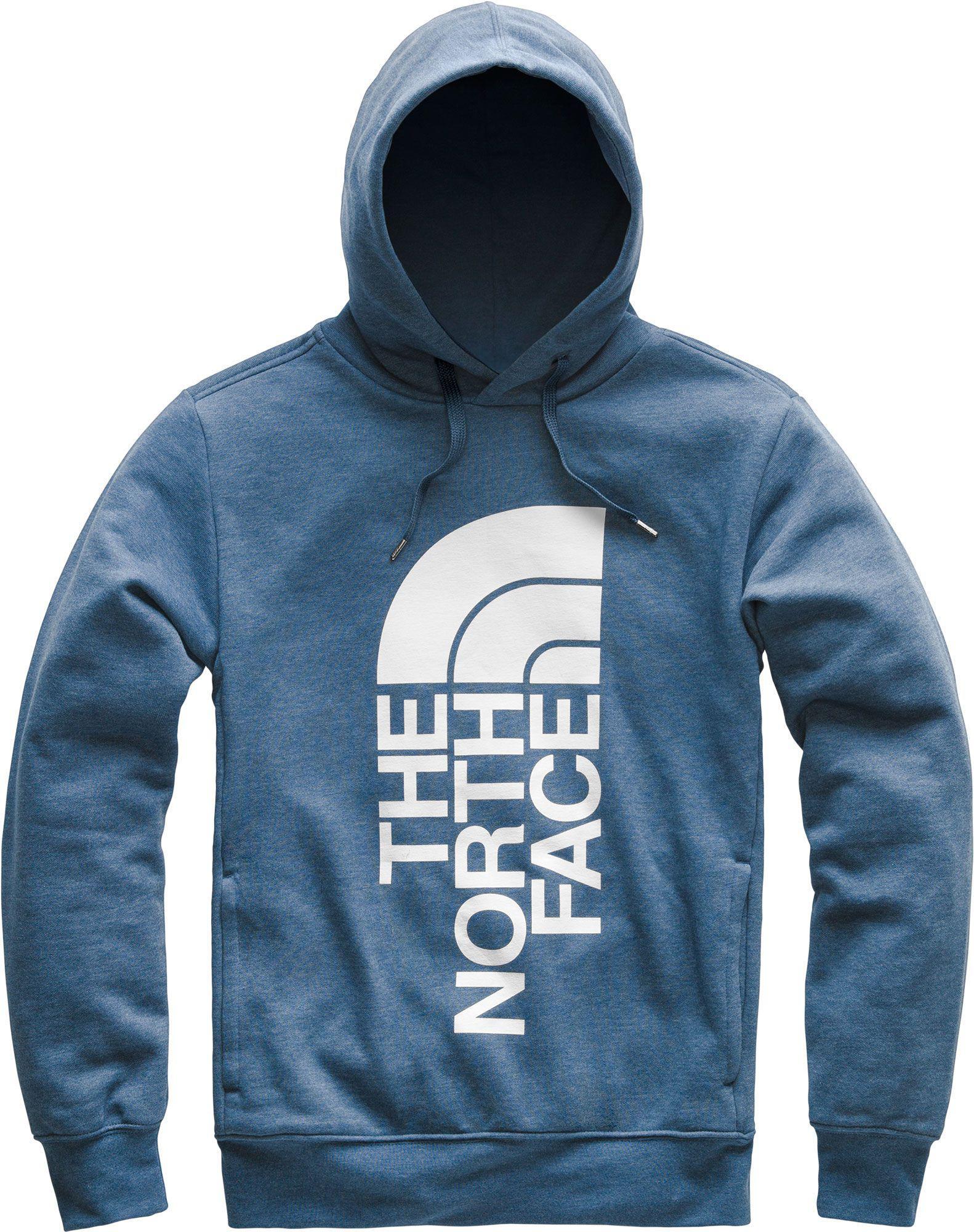 c37d704c4 closeout blue north face hoodie 5ae5f b23db