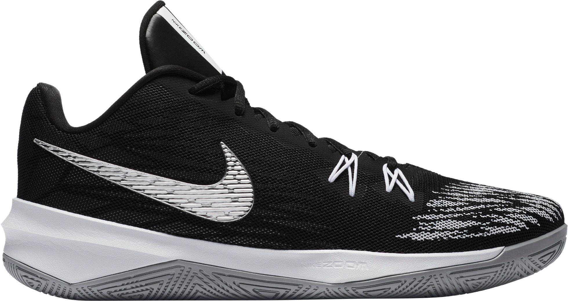e5942a9cc394 Lyst - Nike Zoom Evidence Ii Men s Basketball Shoe in Black for Men ...