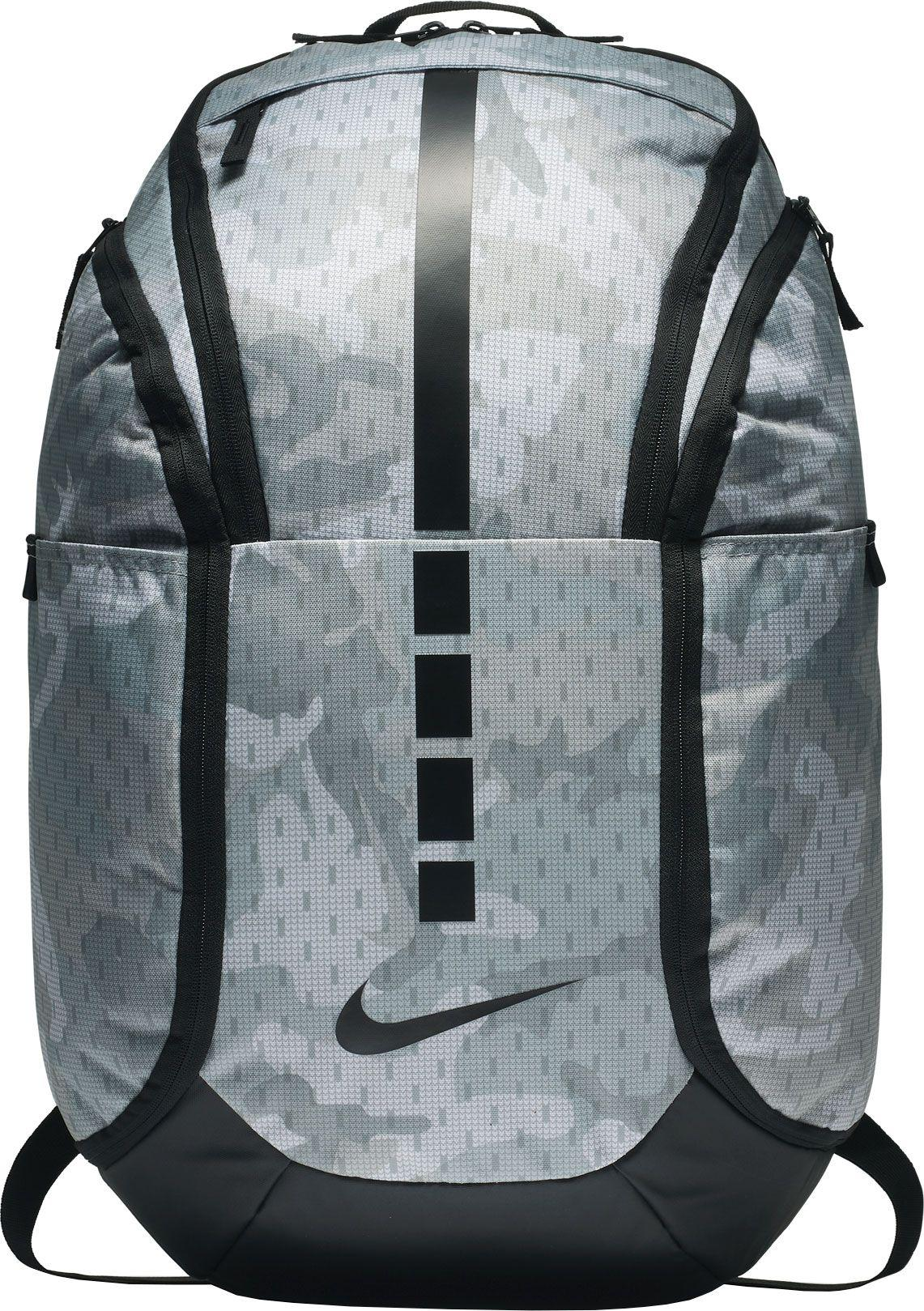 bf71eca696 Lyst - Nike Hoops Elite Pro Camo Basketball Backpack in Gray for Men