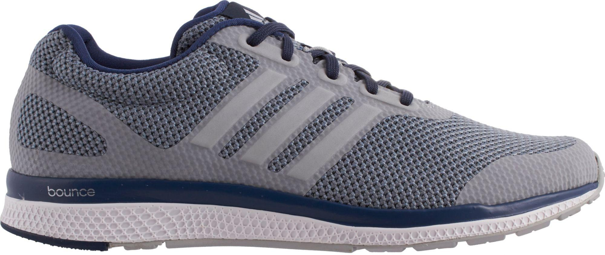 663e62e41d ... buy  look for Lyst - Adidas Mana Bounce Running Shoes in Gray for Men  87edb 4136b ...