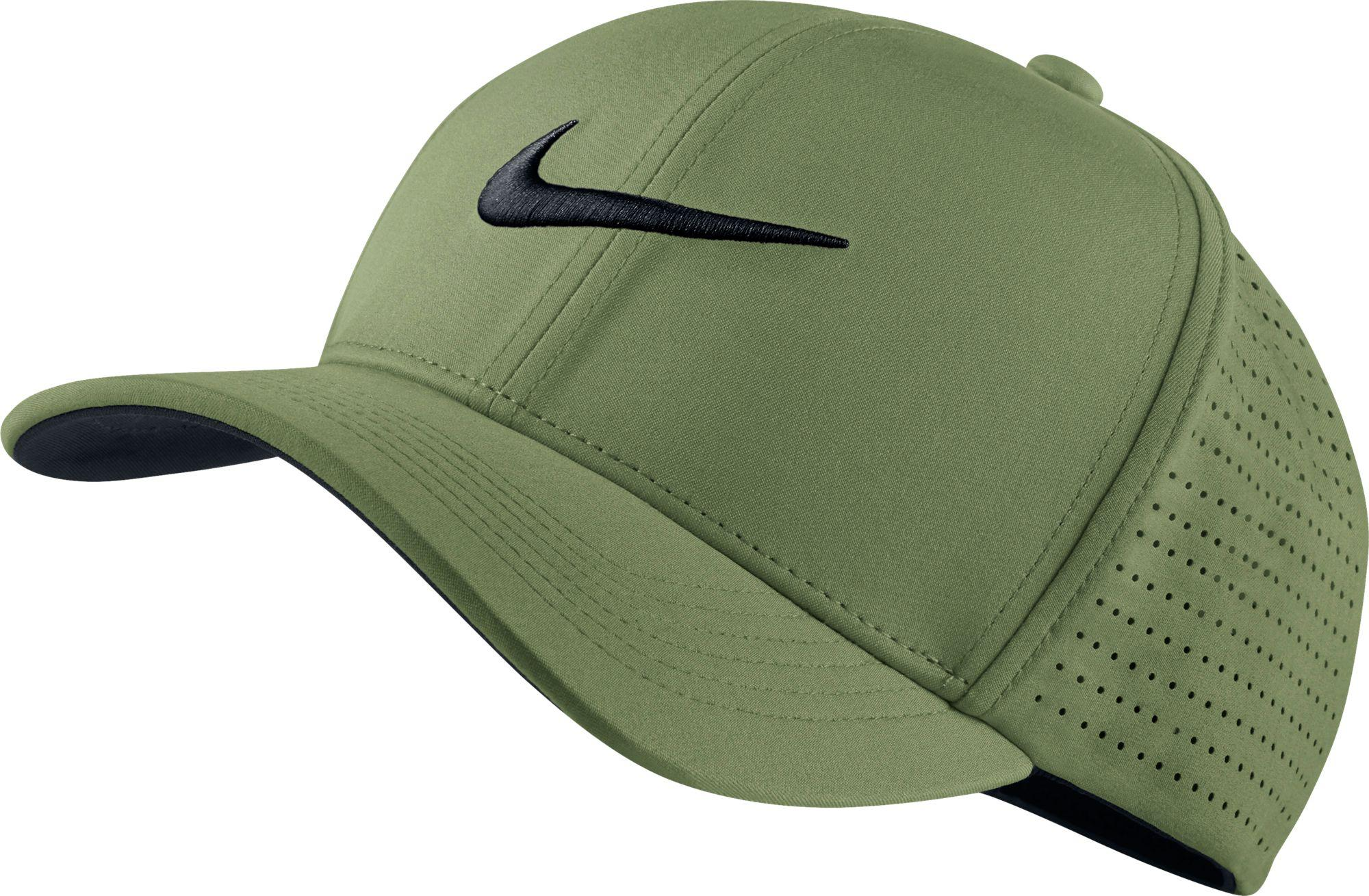 7db483c34993 Lyst - Nike Classic99 Perforated Golf Hat in Green for Men