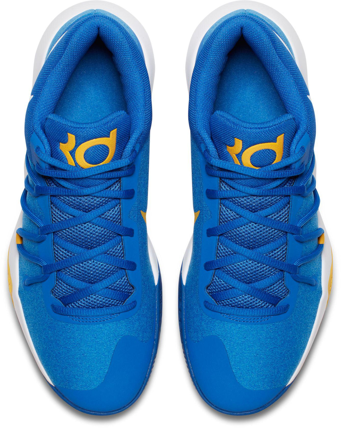 973946fabf21 Nike Kd Trey 5 V Basketball Shoes in Blue for Men - Lyst