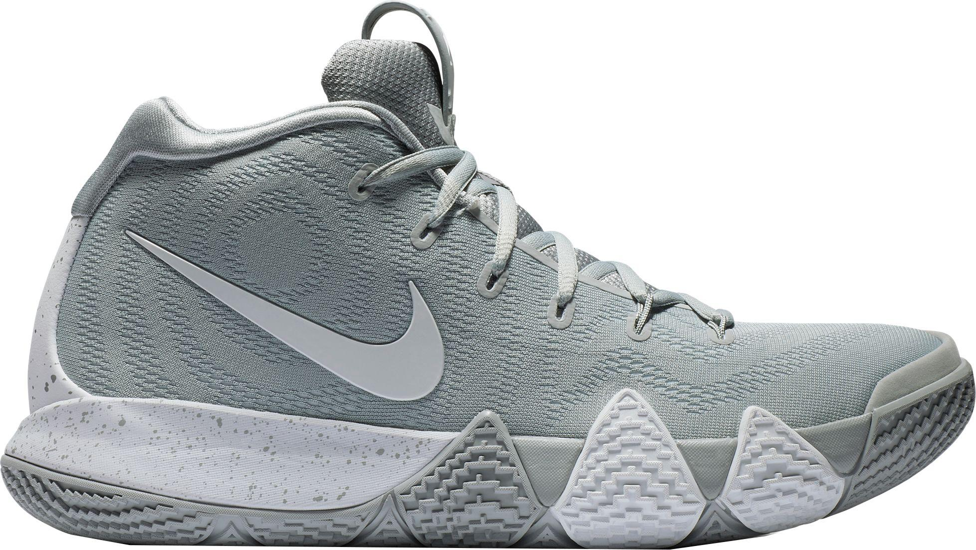 6a41fd05d643 Lyst - Nike Kyrie 4 Tb Basketball Shoes in Gray for Men