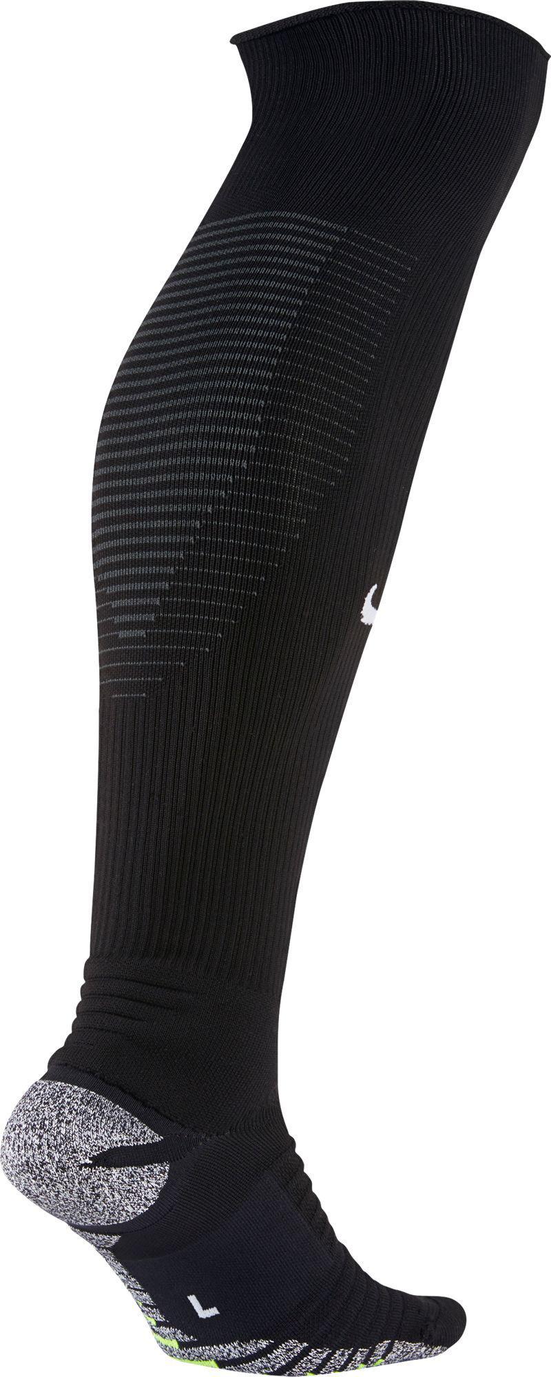 d63fd3cec Nike - Black Grip Strike Cushioned Over-the-calf Soccer Socks for Men -