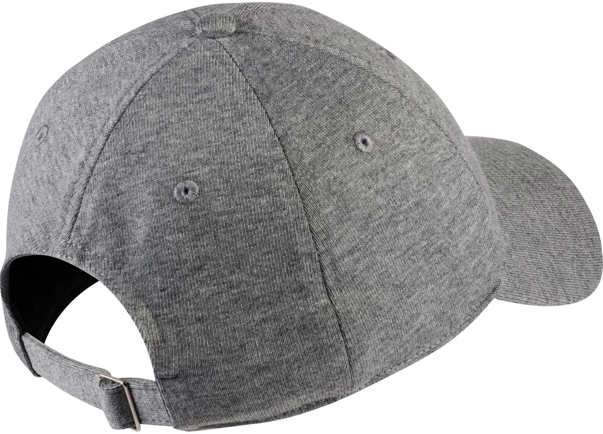 Nike - Gray Sportswear Heritage86 Metal Futura Training Cap for Men - Lyst.  View fullscreen 16d316feab05