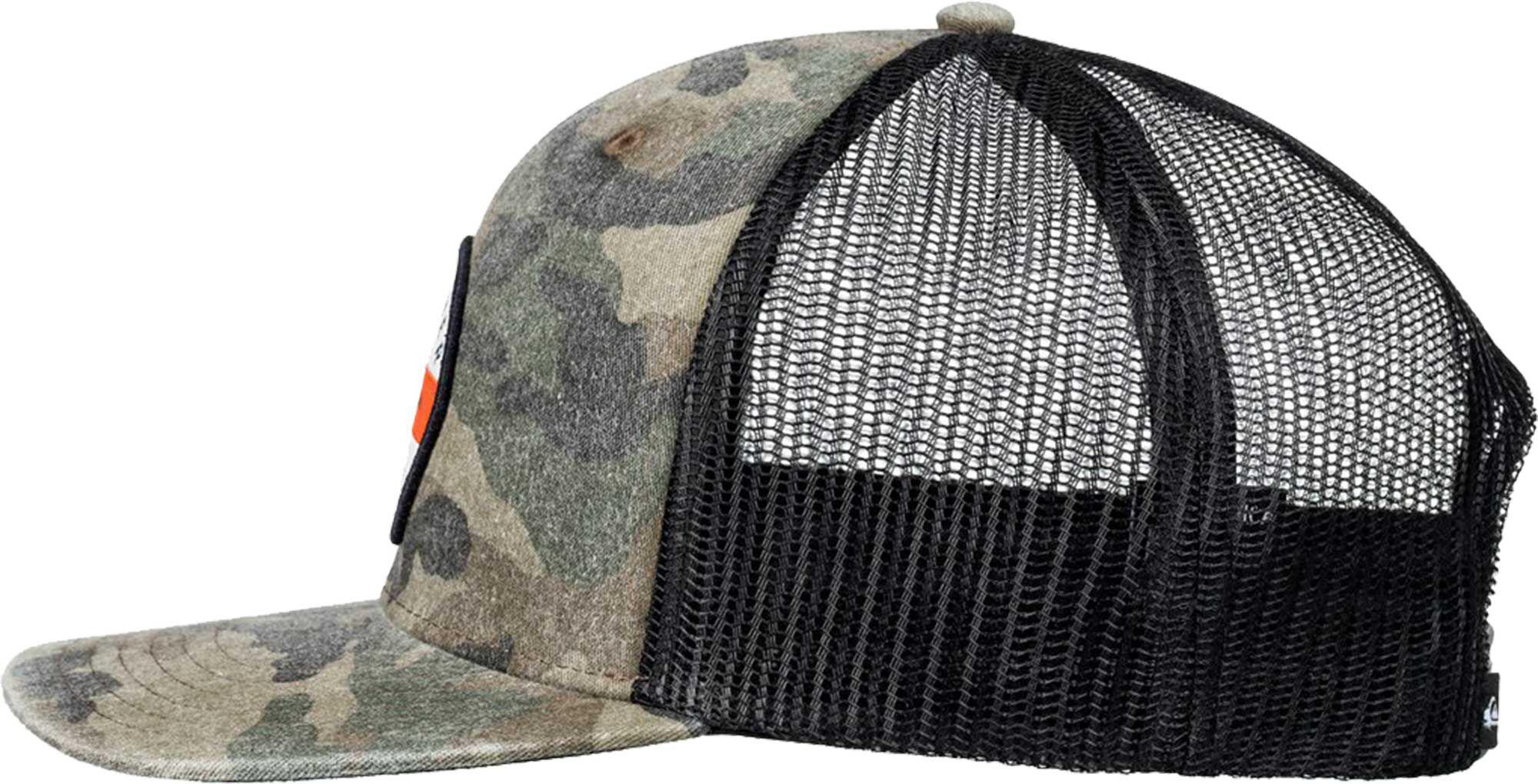 info for d0105 8882a Quiksilver Quicksilver Silver Lining Trucker Hat for Men - Lyst