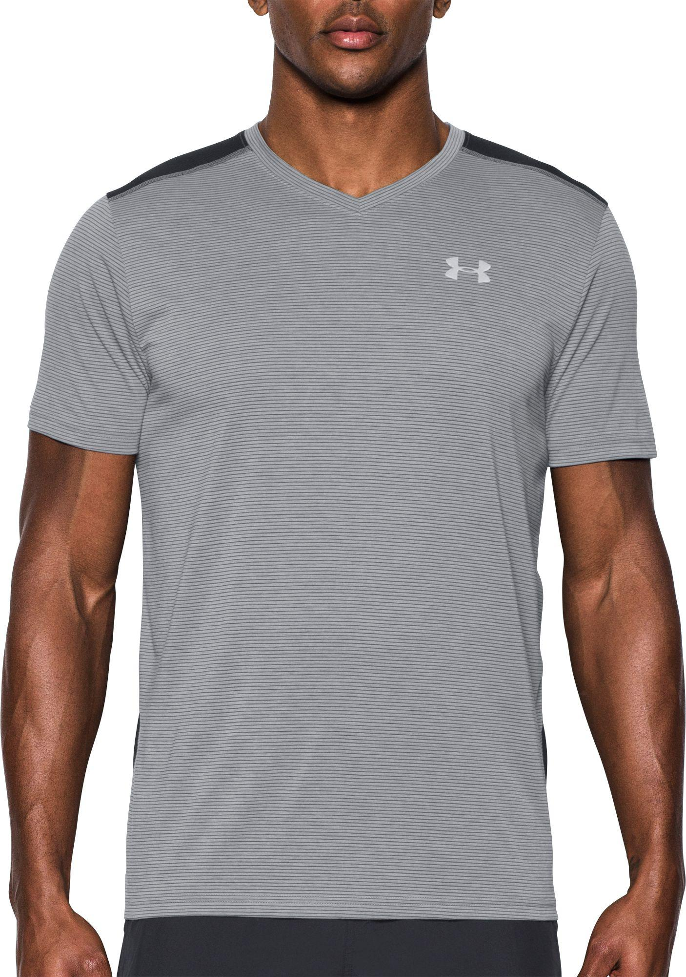 492776221a4e Under Armour Mens Tactical Heatgear Compression V Neck T Shirt ...