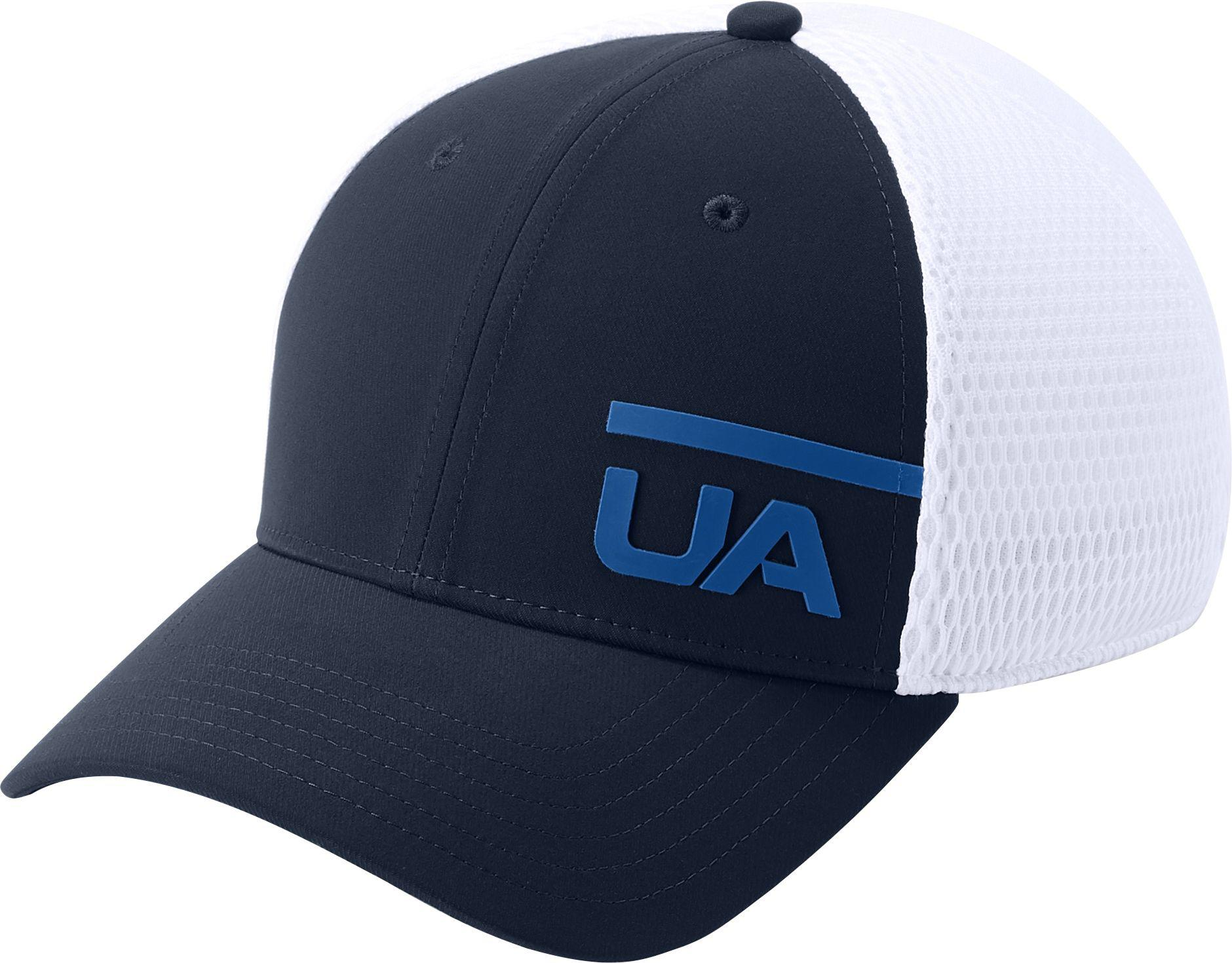 c64f6c89d92 Lyst - Under Armour Spacer Mesh Hat for Men