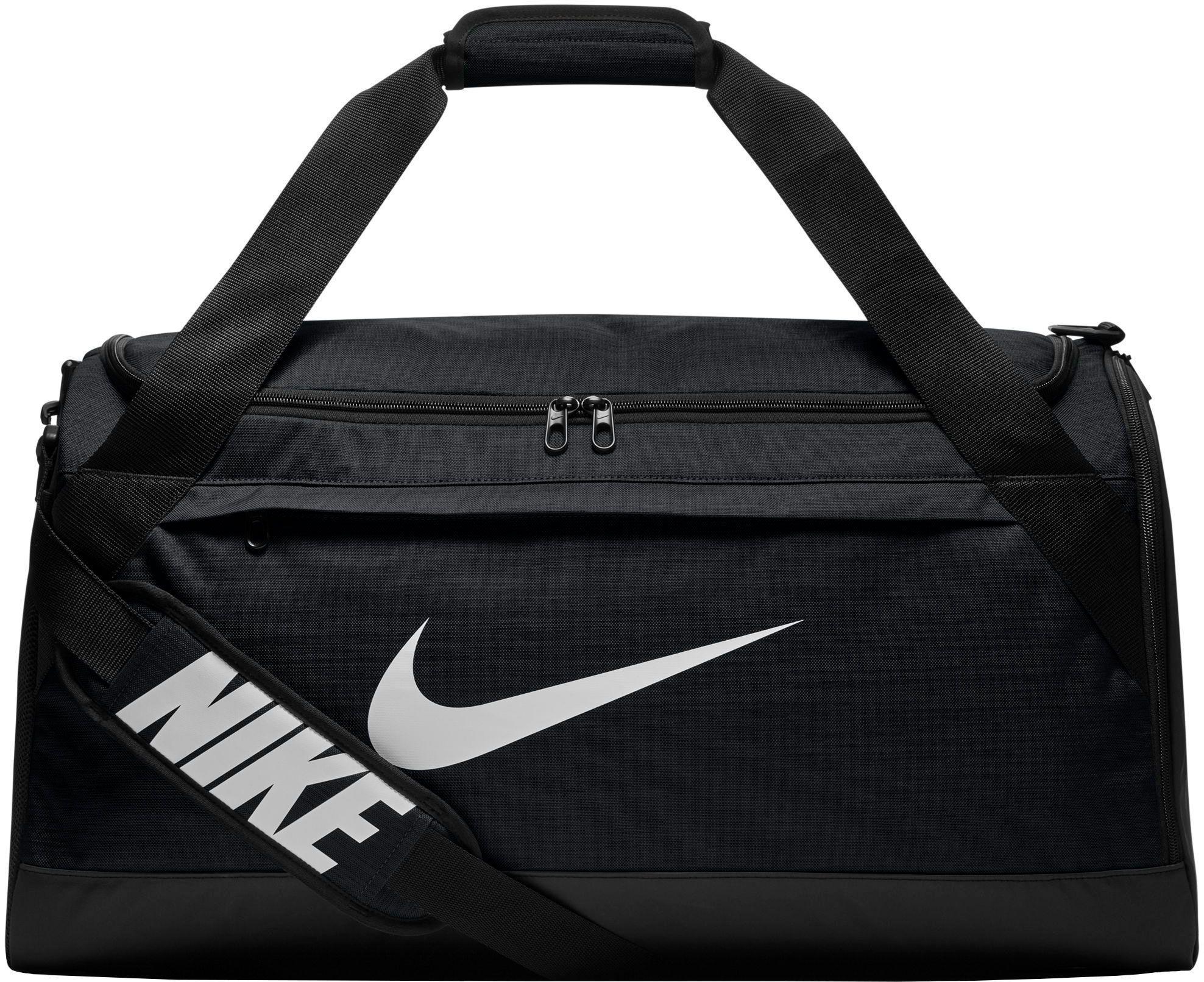 9e1982b05660 Lyst - Nike Rasilia Medium Training Duffle Bag in Black for Men