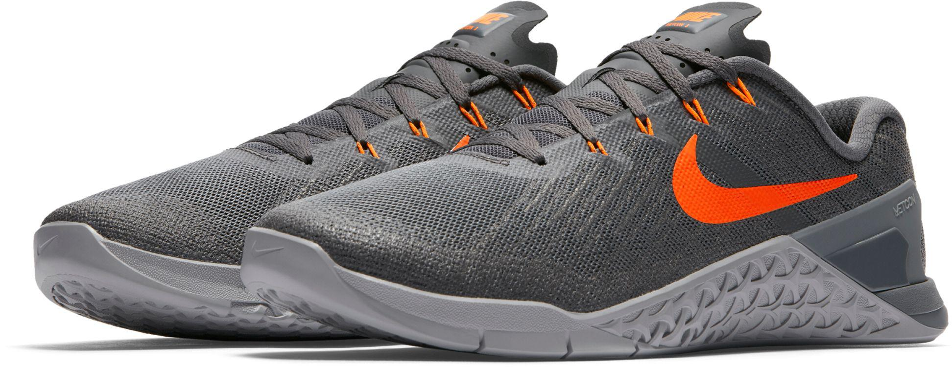 9be263c5cd23 Lyst - Nike Metcon 3 Training Shoes in Gray for Men