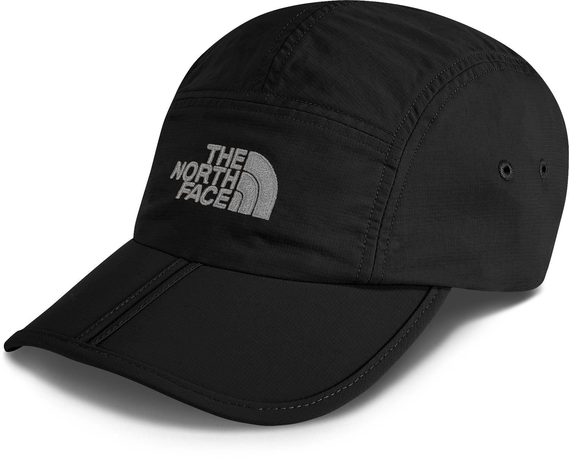 Lyst - The North Face Horizon Folding Bill Cap in Black for Men 82054ea9c3d1