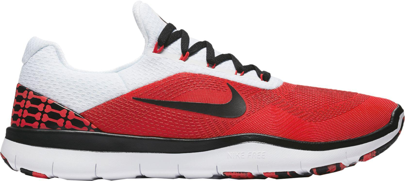 the latest 0392f 781d0 Nike - Red Free Trainer V7 Week Zero Georgia Edition Training Shoes for Men  - Lyst