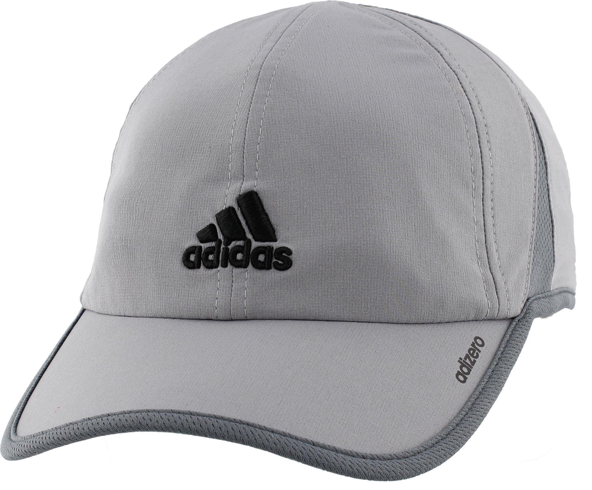 c0ae67287b9 View fullscreen · Adidas - Gray Adizero Adjustable Cap for Men - Lyst