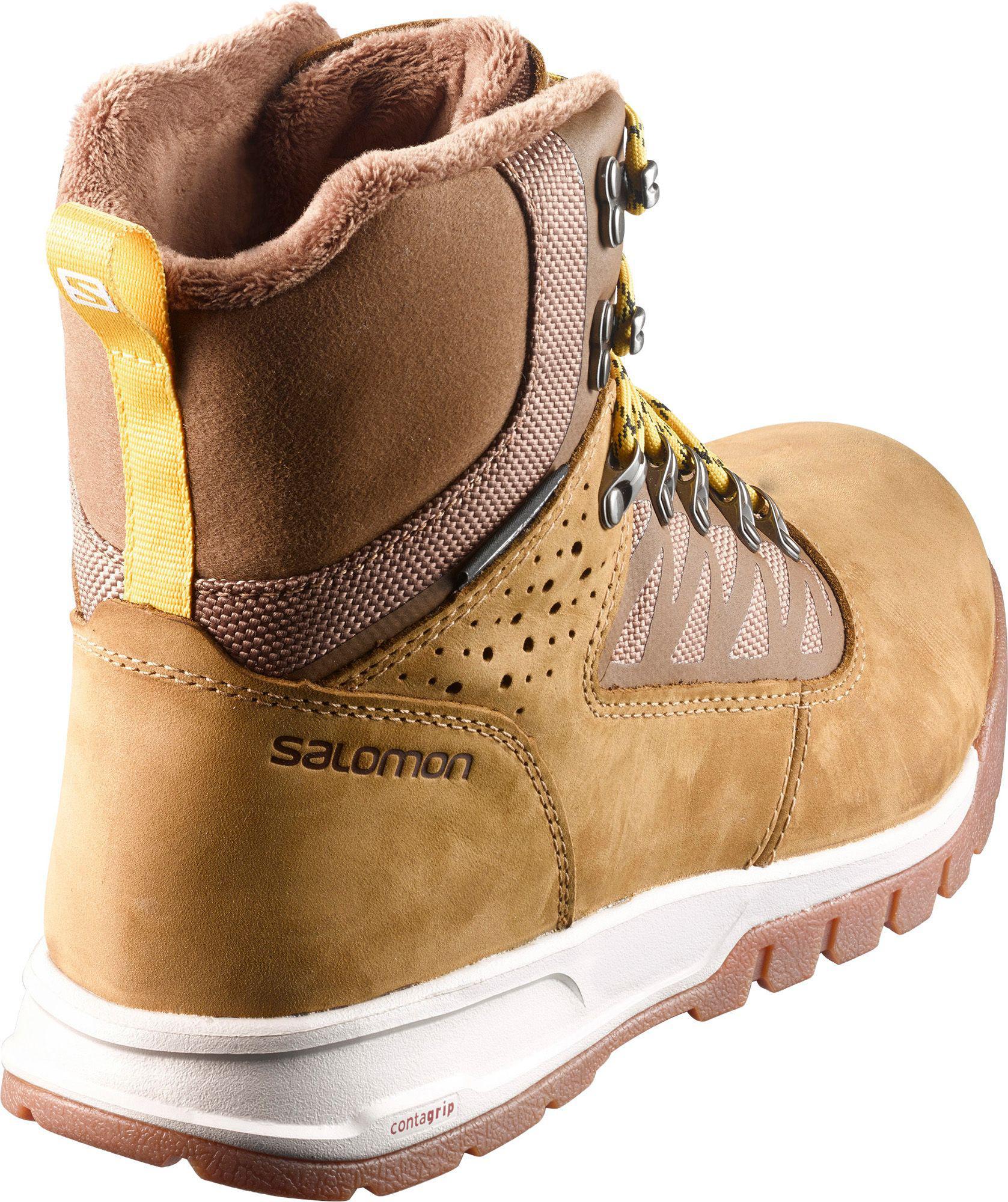 051ab47623 Lyst - Yves Salomon Utility Pro Ts Cs 200g Waterproof Winter Boots ...