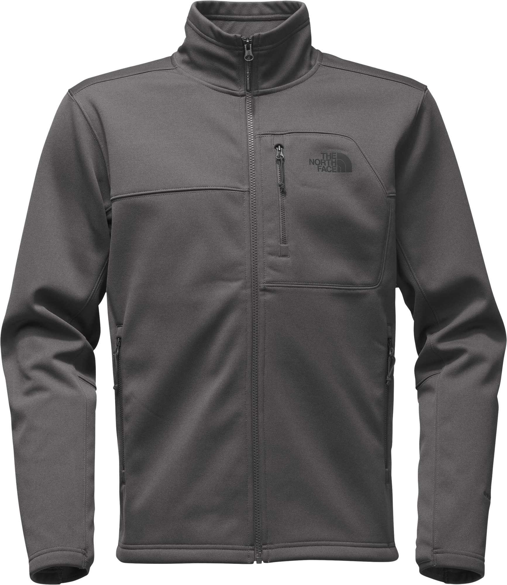 f5671f229 The North Face Apex Risor Full Zip Jacket in Gray for Men - Lyst
