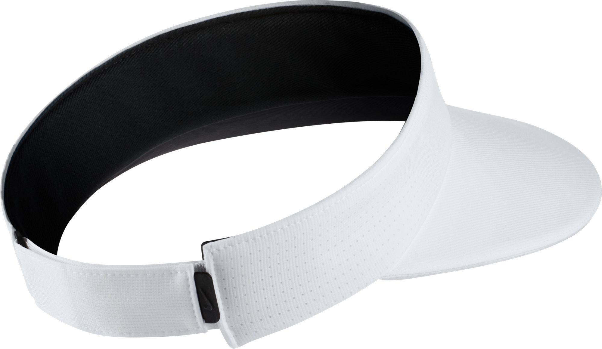 Nike - White Aerobill Big Bill Golf Visor - Lyst. View fullscreen efda3a52ef48