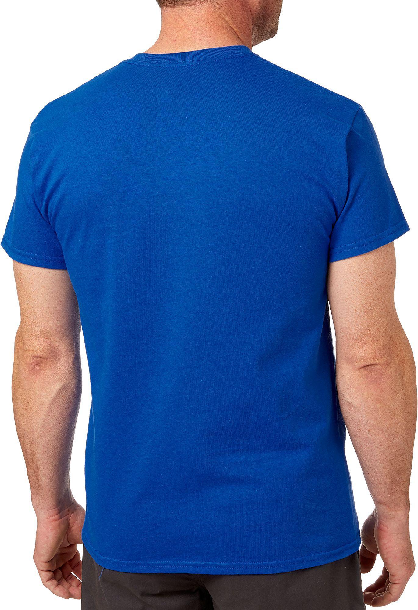 0d6098acda DICK'S Sporting Goods Short Sleeve Americana T-shirt in Blue for Men ...
