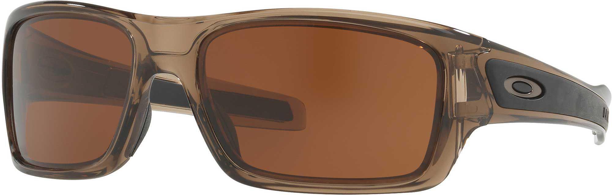 d55ed5effa Lyst - Oakley Youth Turbine Xs Sunglasses in Brown for Men