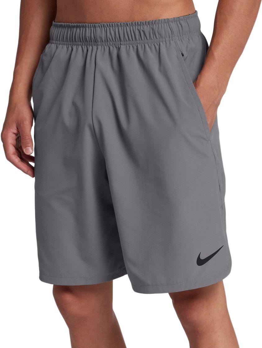05dcbc0063c5 Lyst - Nike 8   Flex Woven Training Shorts 2.0 in Black for Men