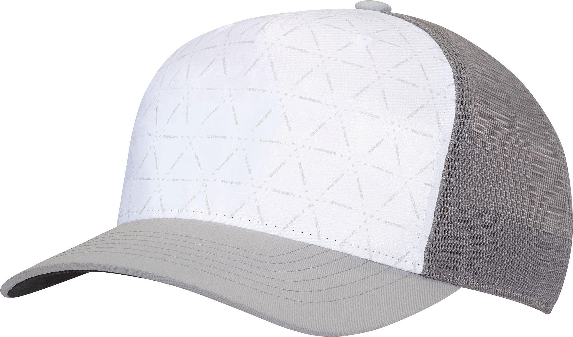 62dfc0a50c41d adidas Climacool Colorblock Mesh Golf Hat in White for Men - Lyst