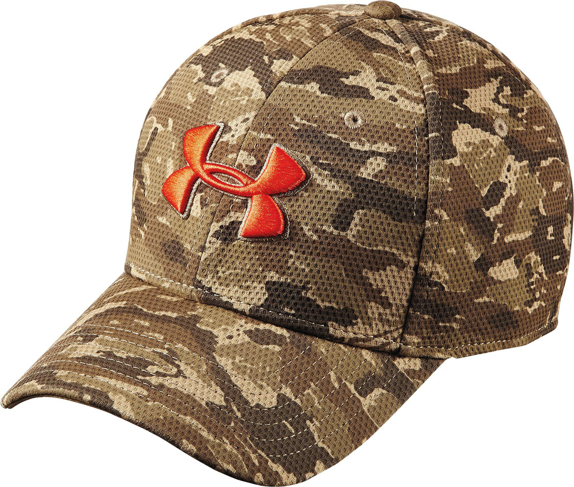 new styles da0e0 f554e ... official store lyst under armour printed blitzing stretch fit hat for  men 78072 ee0f6
