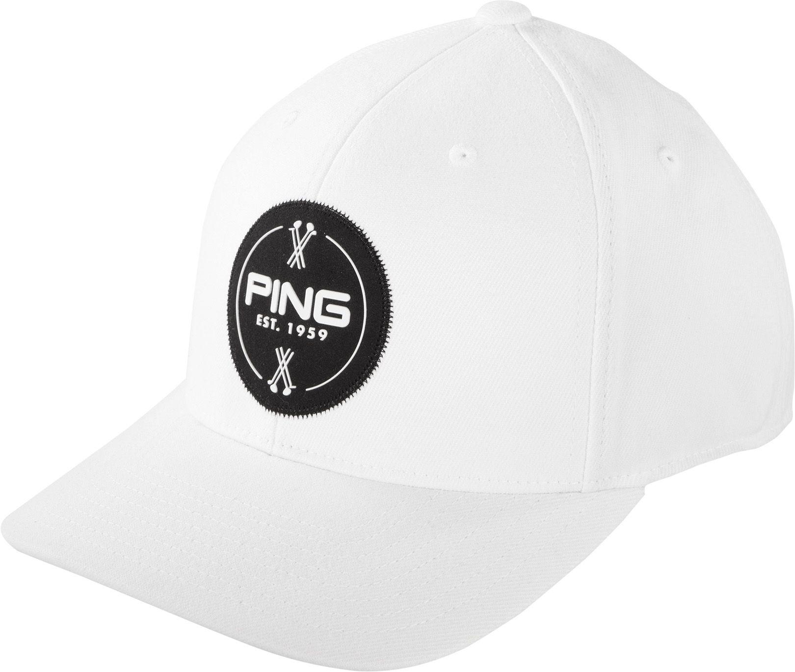 21578a5068c Ping - White Patch Golf Hat for Men - Lyst. View fullscreen