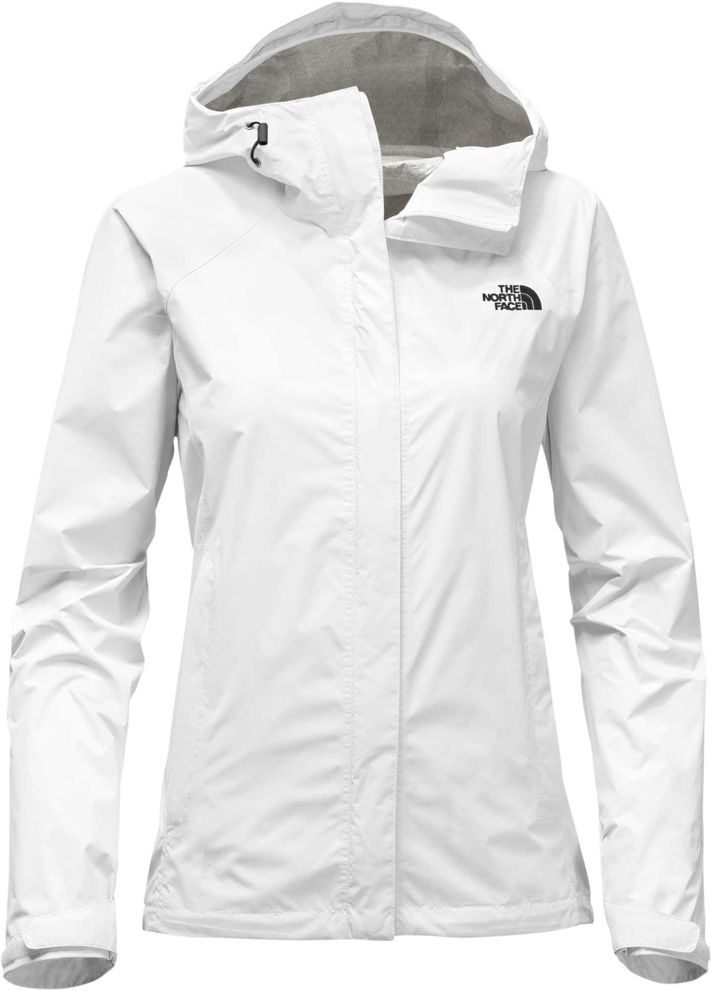 c4428ad626de Lyst - The North Face Venture Rain Jacket in White