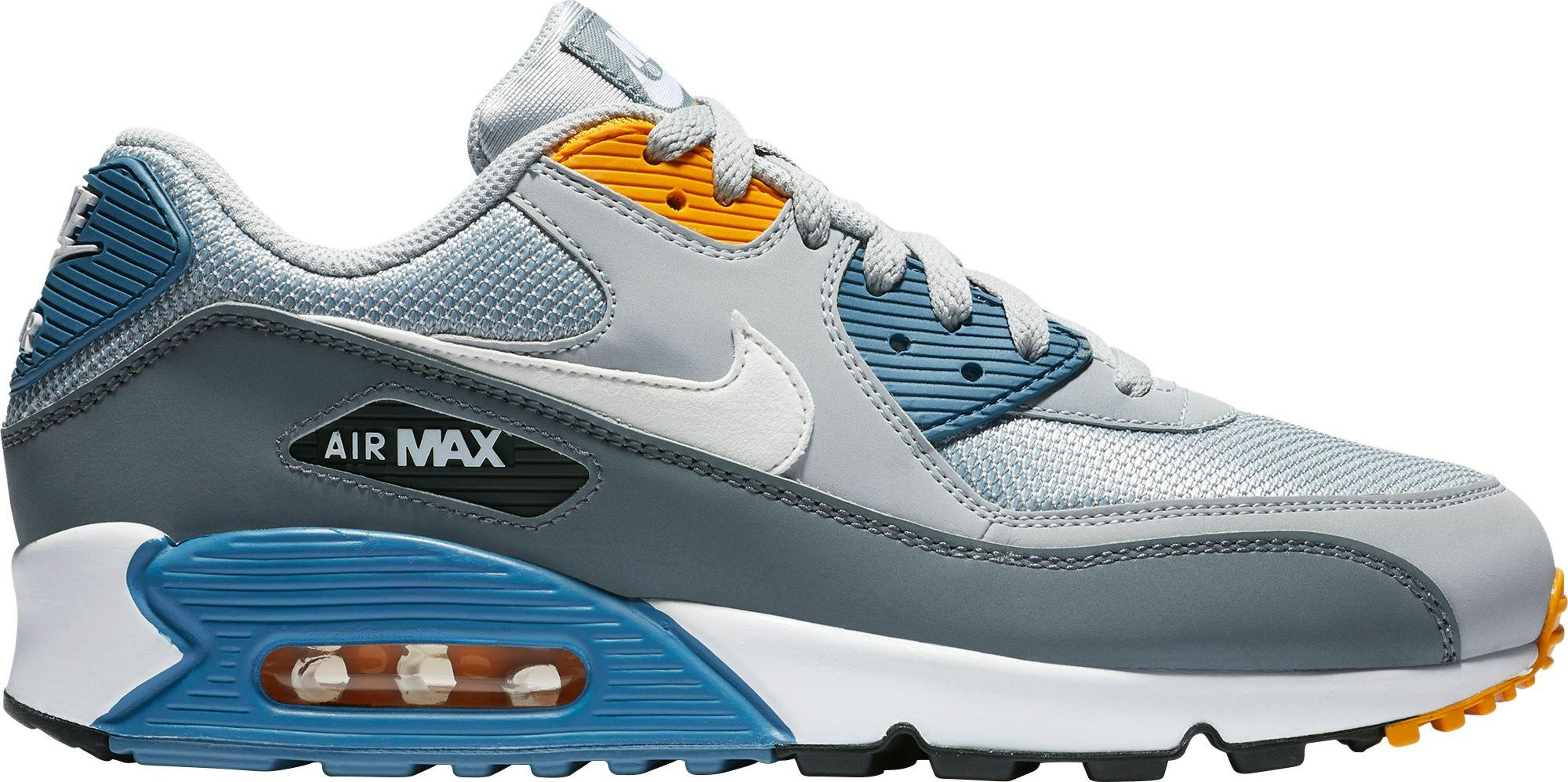 56d36be4fe Lyst - Nike Air Max '90 Essential Shoes in Blue for Men