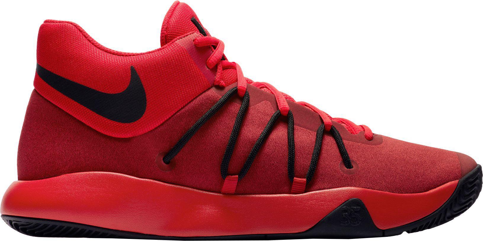 Lyst Nike Kd V Zapatillas De Baloncesto De Trey Hombres 5 En Rojo Para Hombres Trey f91f4b