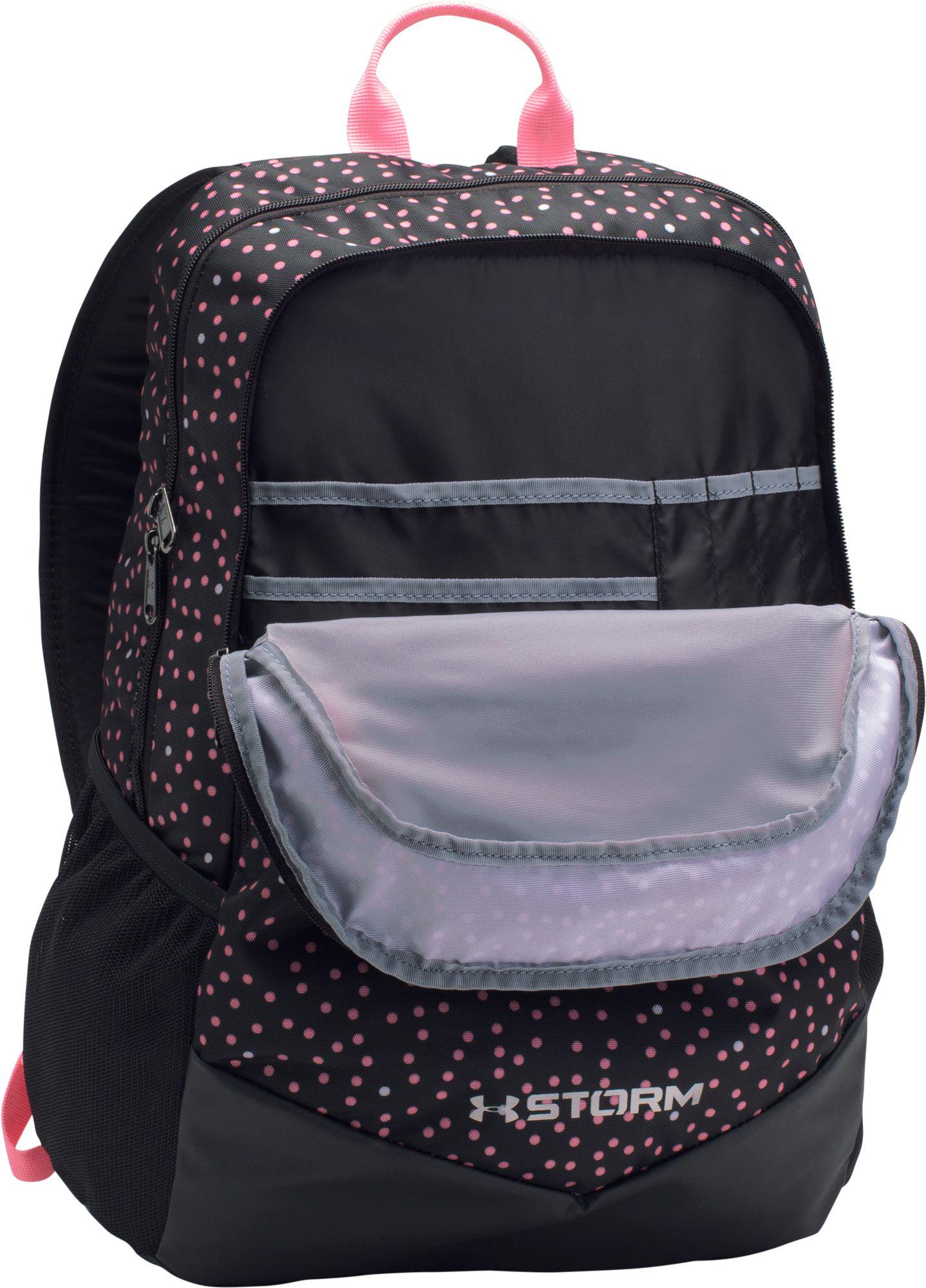 74b894b6b0 Lyst - Under Armour Youth Scrimmage Backpack in Black
