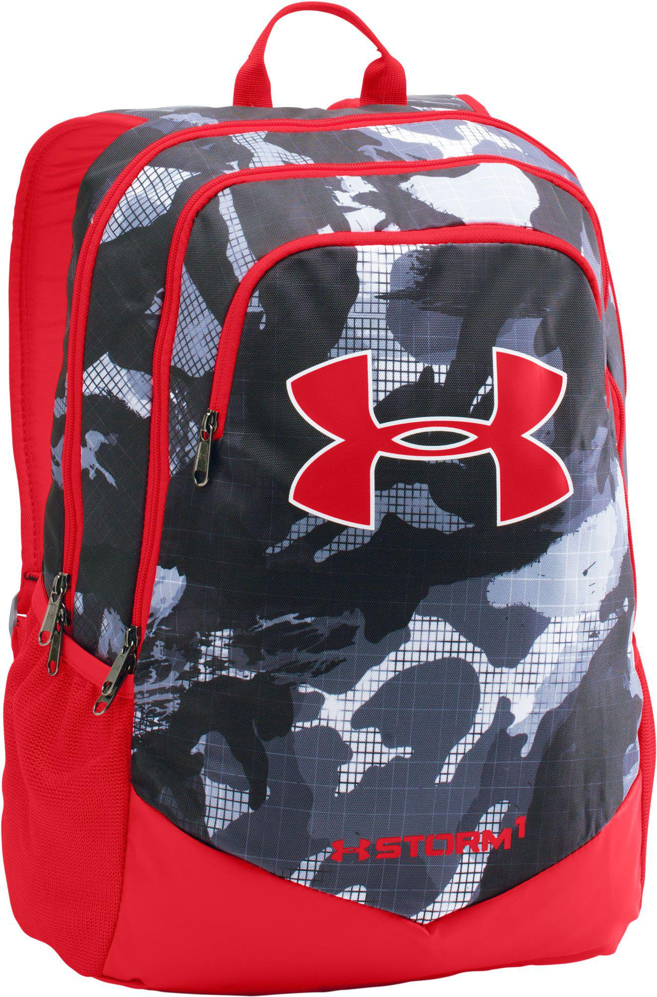 84e70ef94c Lyst - Under Armour Youth Scrimmage Backpack in Black for Men