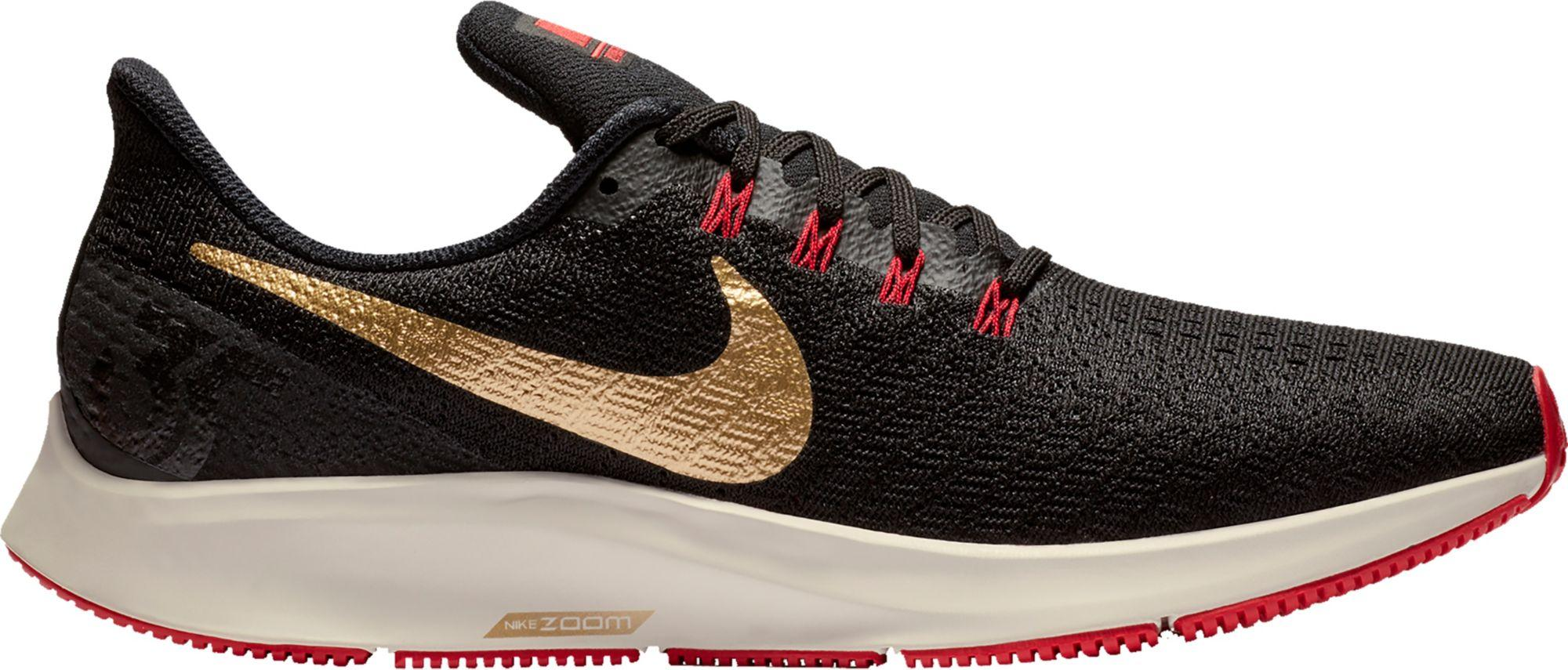 236c28de73ab Lyst - Nike Air Zoom Pegasus 35 Running Shoes in Black for Men