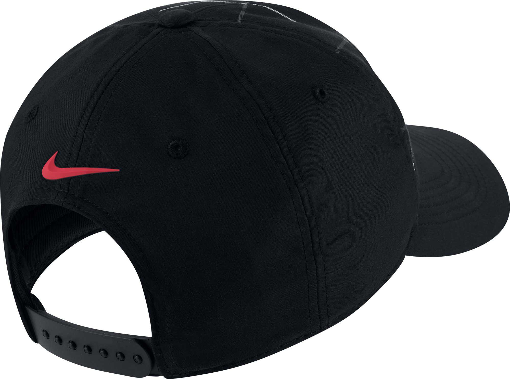 Nike - Black Aerobill Classic99 Golf Hat for Men - Lyst. View fullscreen e50d561b75fe