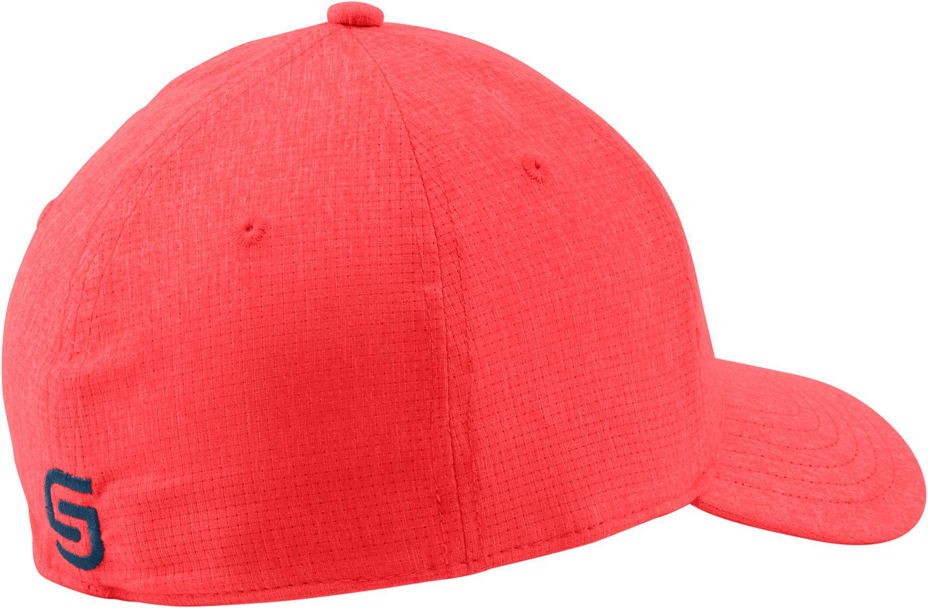 c55232f13bd663 Lyst - Under Armour Jordan Spieth Official Tour 2.0 Golf Hat in Red ...