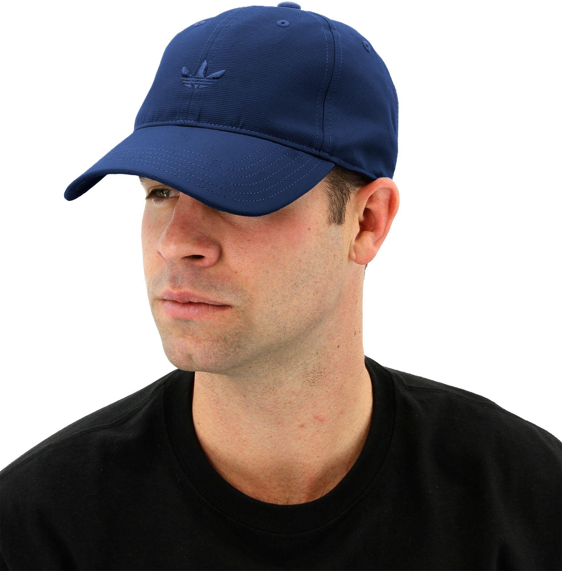 c56b4597c2c Lyst - adidas Originals Relaxed Modern Cap in Blue for Men