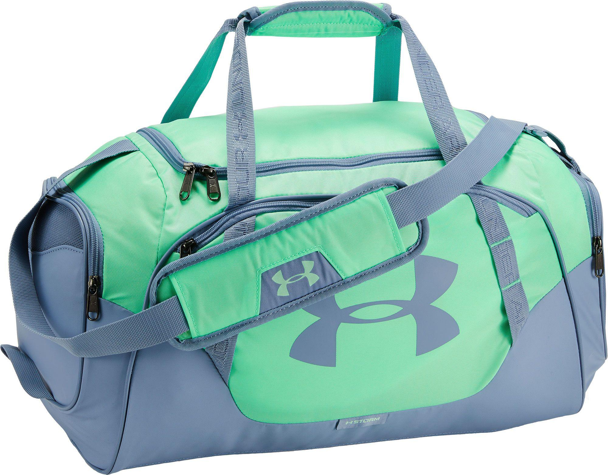 7ed6c6a4c Under Armour Undeniable 3.0 Small Duffle Bag in Green for Men - Lyst